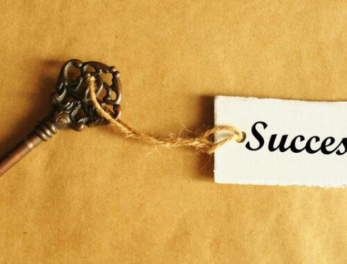 bí mật về chìa khóa thành công