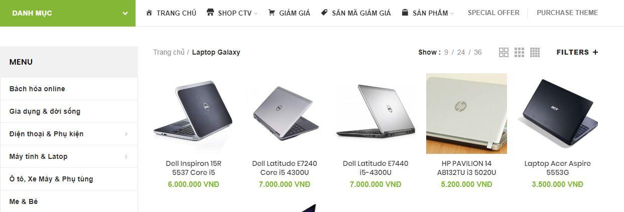 Chợ mua bán online việt nam chomuabanonline