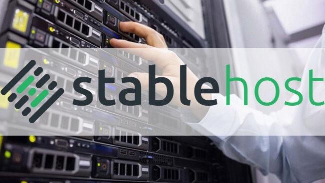 Cách đăng ký hosting của StableHost như thế nào?