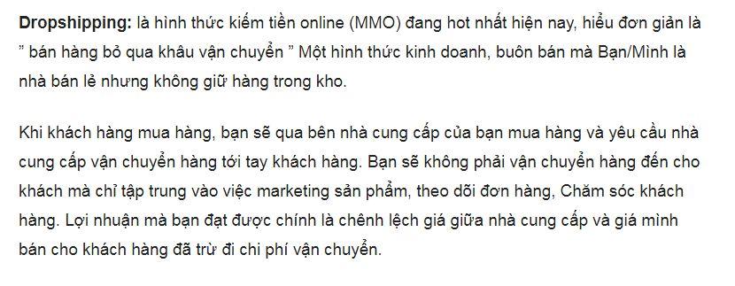 font chữ bài viết cuốn hút trên Blog cũng là yếu tố quan trọng phải hướng tới người dùng