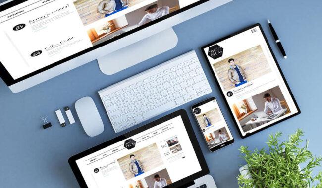 Cấu tạo một website bao gồm những gì?