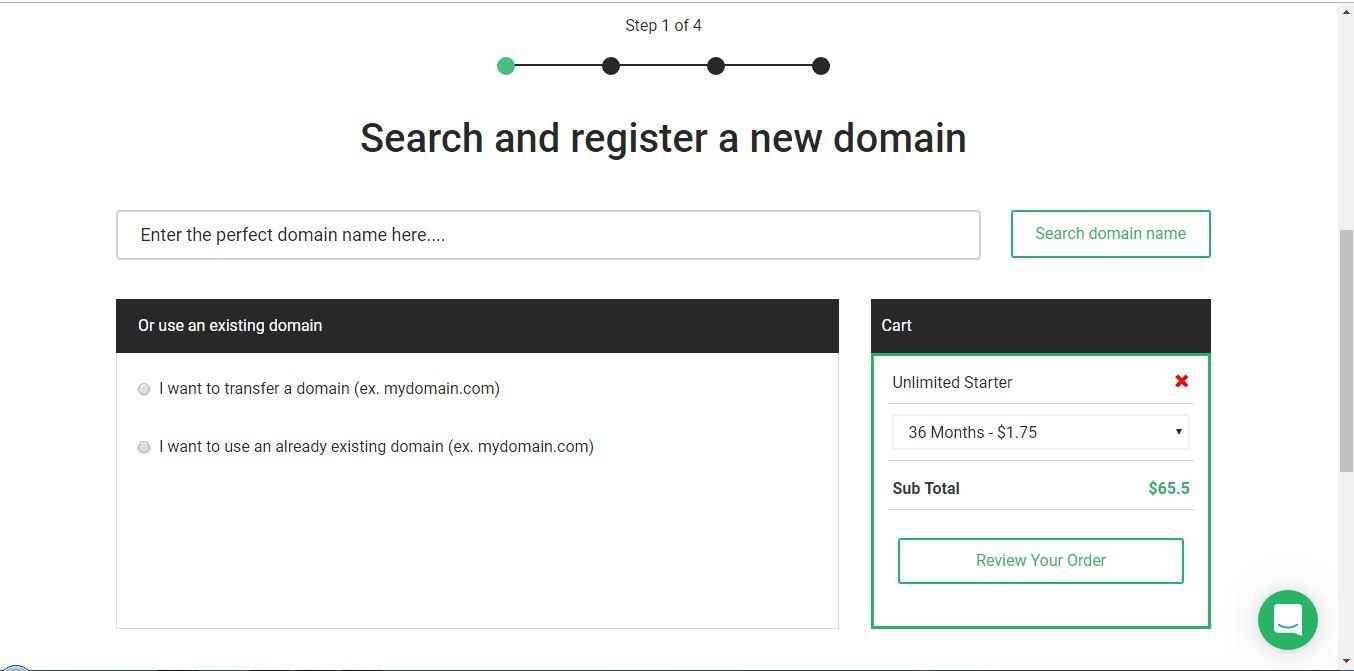 các bước tạo website cho người mới