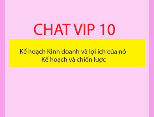 chat vip quyet dao
