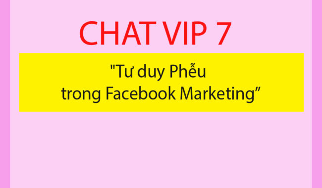 Tư duy phễu trong facebook Marketing