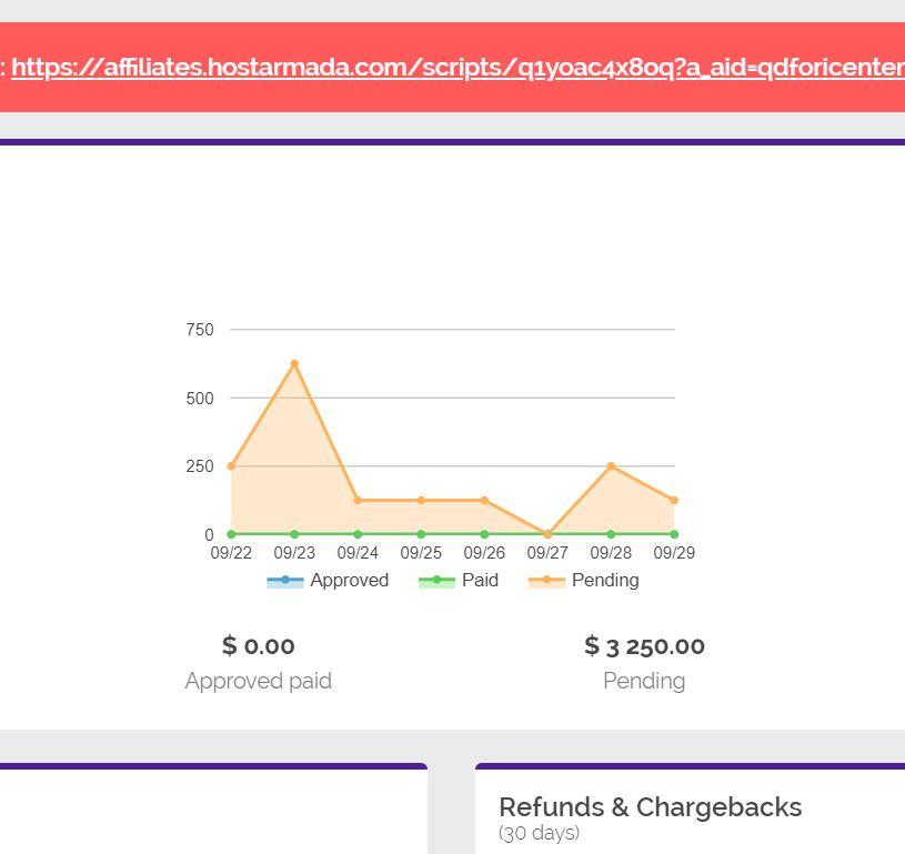 kiếm 1000$ với affiliate hostarmda
