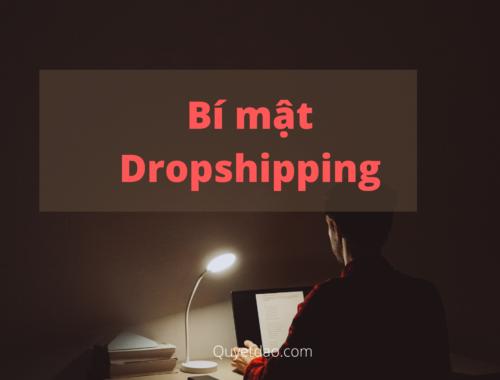 bí mật dropshipping