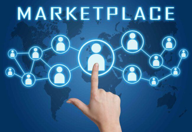 Market place công nghiệp