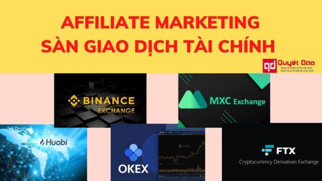 affiliate sàn giao dịch quyetdao